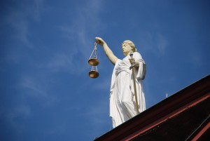 Lady Justice and the Best Lawyer