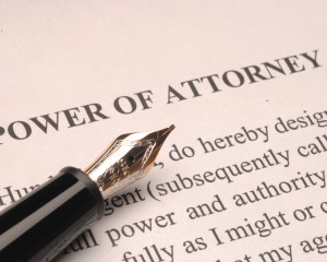 Power of Attorney in Erie, PA