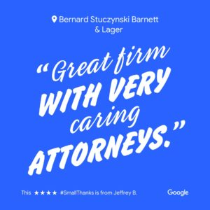 Great Firm with Very Caring Attorneys